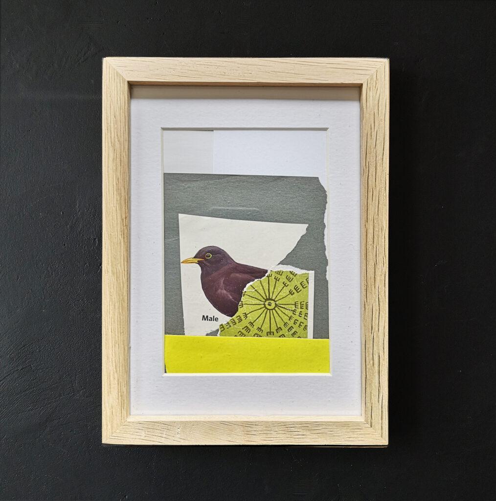 Susie Frank: Collage no.3