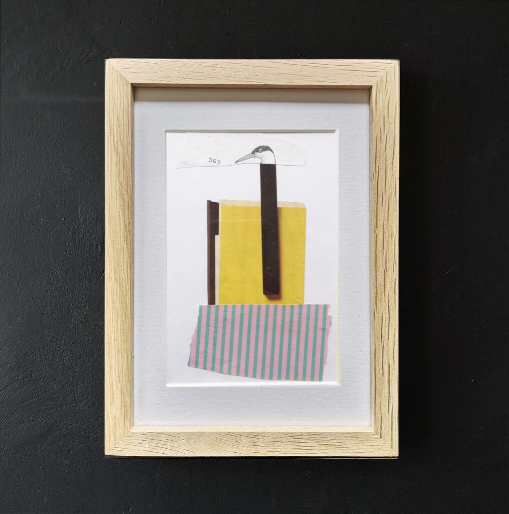 Susie Frank: Collage no.1