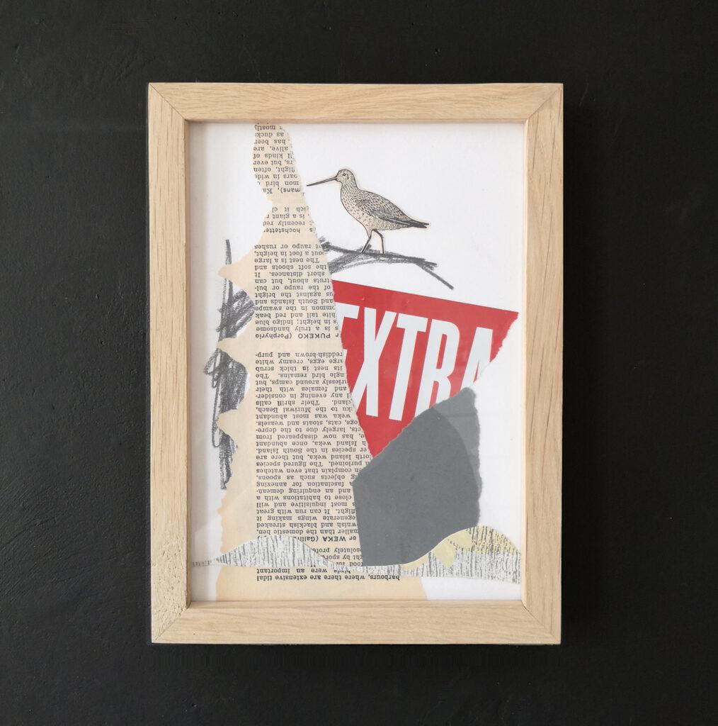 Susie Frank: Collage no.2