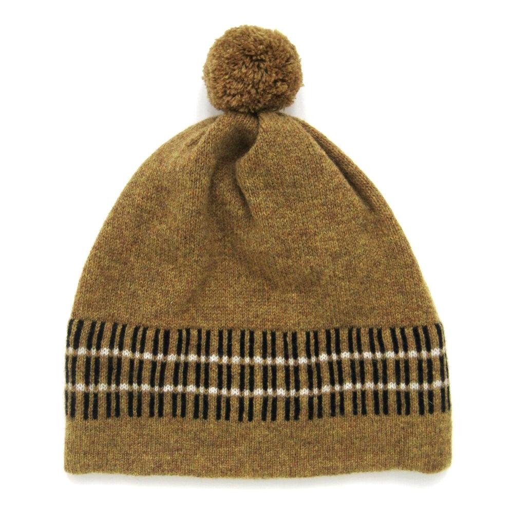 Lundy Pompom Hat